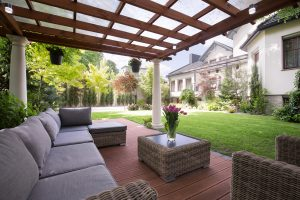 Beautiful Patio Cover in Reno - Reno Deck Contractors