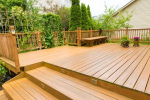Beautiful residential deck - Home Deck Builders in Reno